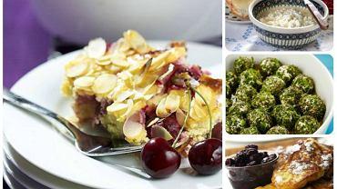 Serowe przysmaki - od śniadania do deseru