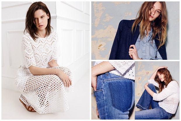 Nowa kolekcja Zara wiosna 2015 - lookbook