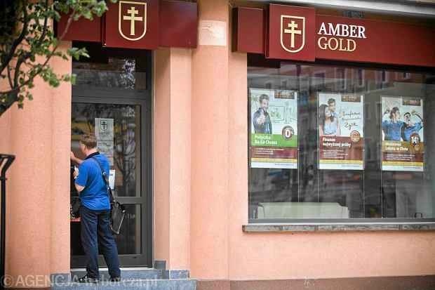 Placówka Amber Gold w Białymstoku, sierpień 2012