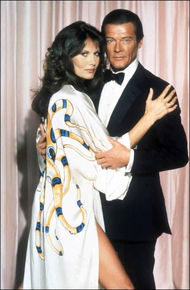 "30641 Coll A.Pel?/Starface 1983-01-01    France   ""James Bond: Octopussy"" de John Glen avec Roger Moore et Maud Adams           Moore, Roger; Adams, Maud"