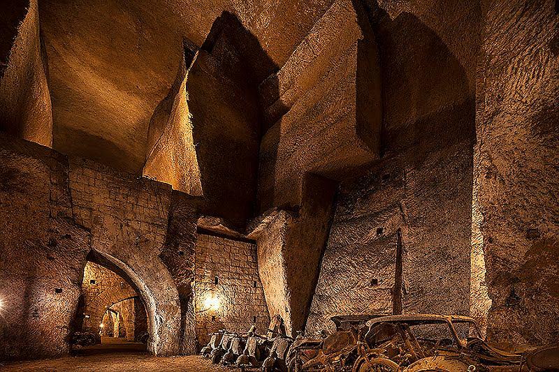 Zdjęcie publikujemy dzięki uprzejmości przedstawicieli Galleria Borbonica