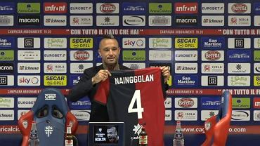 Radja Nainggolan powrócił do Cagliari Calcio