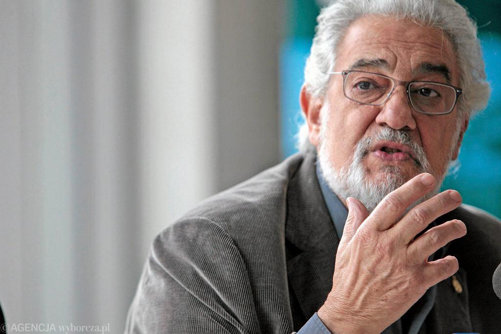 Placido Domingo miał molestować artystki, z którymi pracował