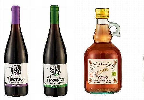 Wina owocowe