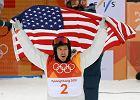 Pjongczang 2018. Setny złoty medal zimowych igrzysk dla USA. Groźny upadek Japończyka w trakcie zawodów snowboardowych