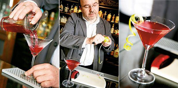 Mój pierwszy raz: jak zostać barmanem, mój pierwszy raz, alkohol, drinki, GRAPE COSMO