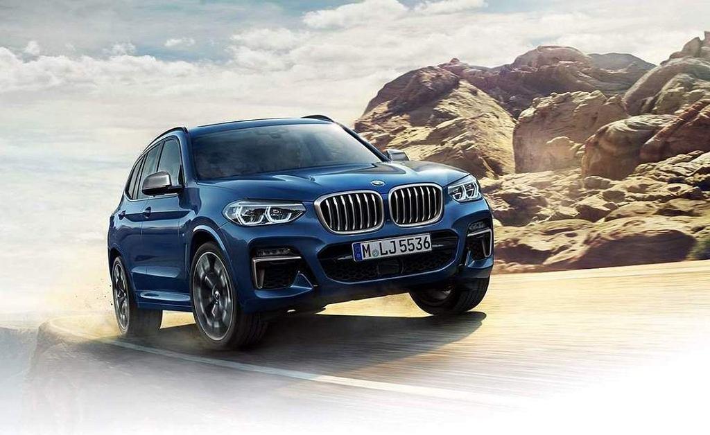 Wyciek zdjęć nowego BMW X3