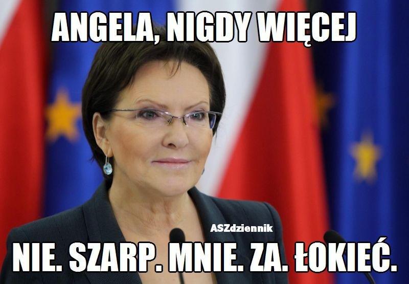 Mem z Ewą Kopacz