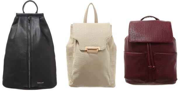 Przegląd najmodniejszych plecaków nie tylko do szkoły