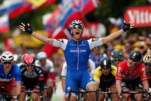 Tour de France. Marcel Kittel wygrał drugi etap. Kwiatkowski znów najlepszy z Polaków