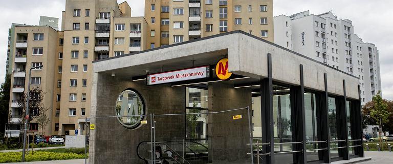 Warszawskie metro. Już 15 września otwarcie trzech nowych stacji drugiej linii