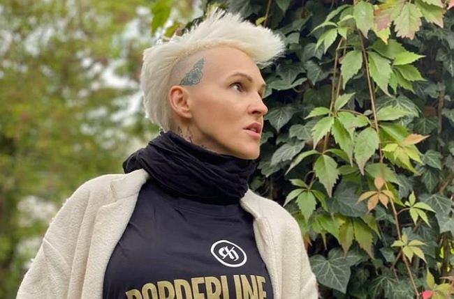 Agnieszka Chylińska zmieniła fryzurę