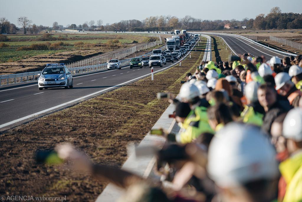 Droga S7. Otwarcie odcinka między Elblągiem i Gdańskiem w październiku 2018 roku.