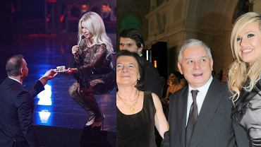 Prezydent Lech Kaczyński, Maria Kaczyńska, Andrzej Duda, Doda
