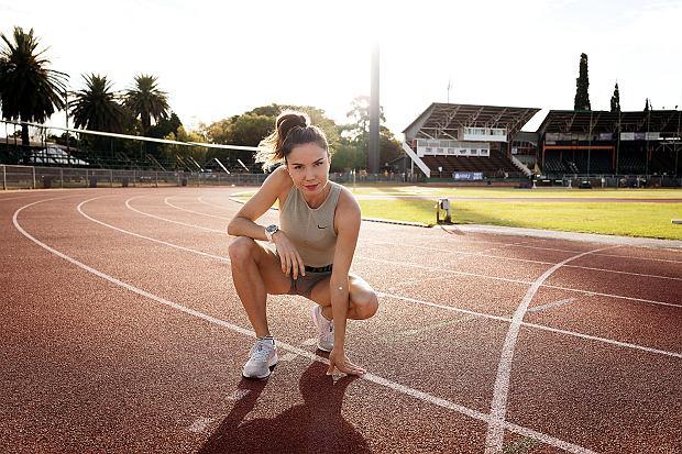Joanna Jóźwik, biegaczka