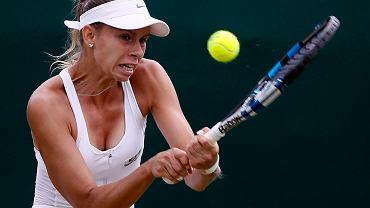 Linette niespodziewanie wygrywa na Wimbledonie! Przed nią dużo trudniejsze zadanie