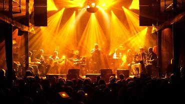Koncert zespołu Kult