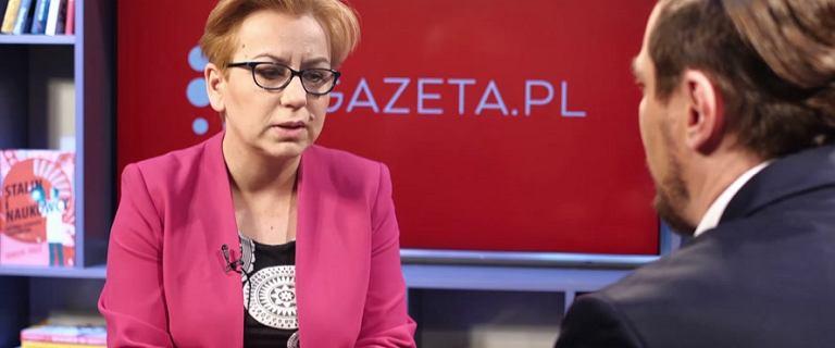 Hennig-Kloska: Pracownicze Plany Kapitałowe będą finansować projekty pana Morawieckiego