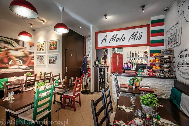 Włoska Trattoria A Modo Mio W Gdyni Gotuję Tak Jak Każe