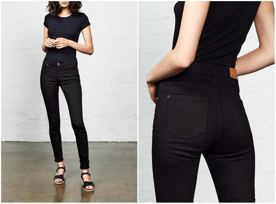 jeansy Hiut Denim