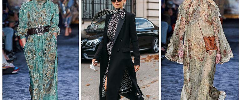 Weszły do konanonu modowego, dzięki bohemie artystycznej. Dzisiaj fashionistki nie wyobrażają sobie bez niej swojej garderoby!