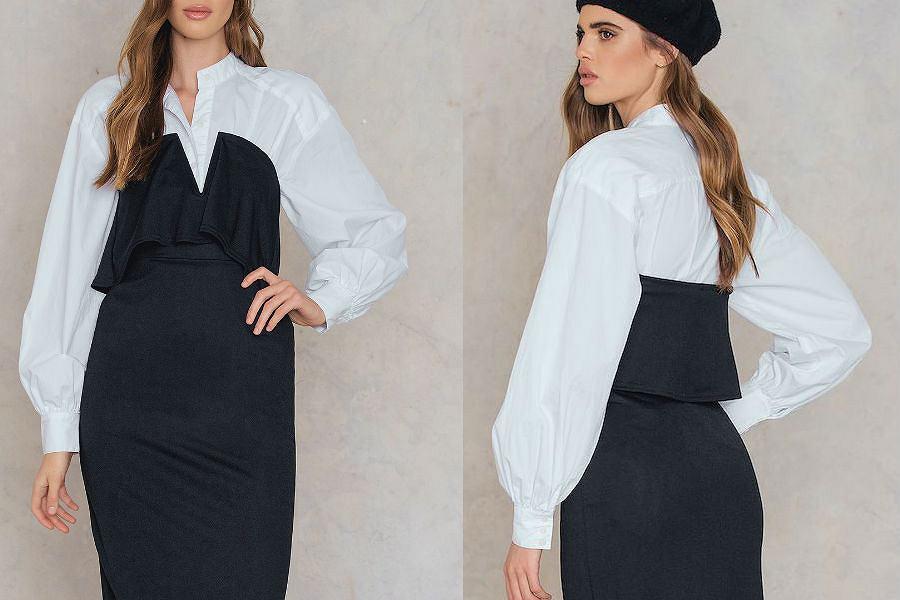 Czarne sukienki do 100 zł