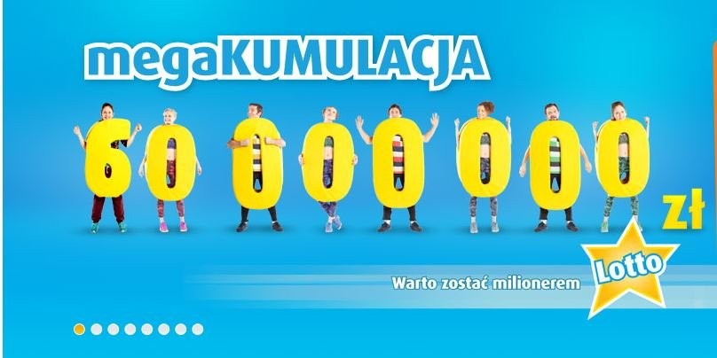 Rekordowa kumulacja Lotto