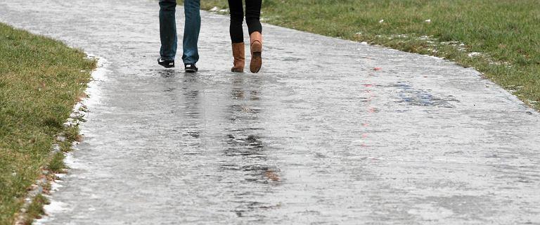 Ostrzeżenia IMGW: na południu duże oblodzenia, na północy alert hydrologiczny