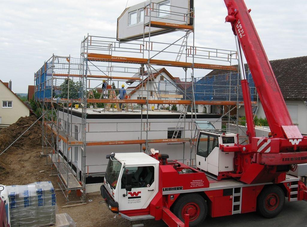 Prace budowlane