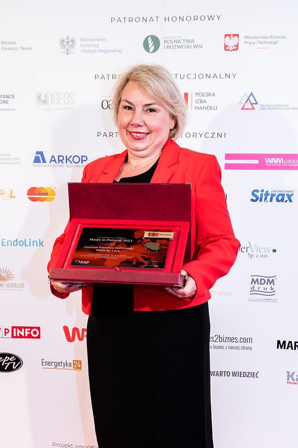 mgr inż. Anna Kubańska, Prezes zarządu spółki