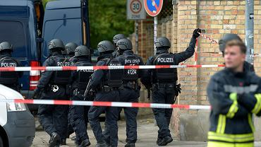 Zamach w Halle