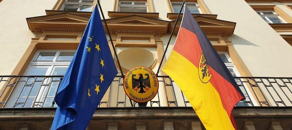 Konsulat Generalny Niemiec w Krakowie (zdjęcie ilustracyjne)