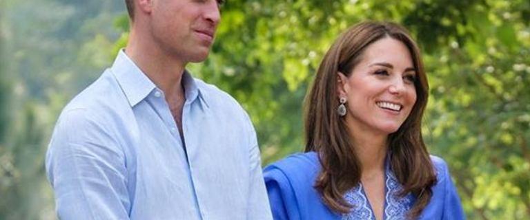 Kate i William polecieli do Pakistanu. Ostrzegano ich przed atakami