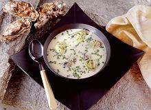 Zupa ostrygowa - ugotuj