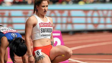 Czas 11,24 to 18. wynik eliminacji. Wcześniej w bieżącym roku najlepszym wynikiem Polki było 11,29, a jej 'życiówka: to 11,12.