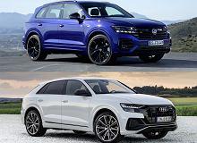Audi Q8 i Volkswagen Touareg zyskały nowy hybrydowy napęd typu plug-in