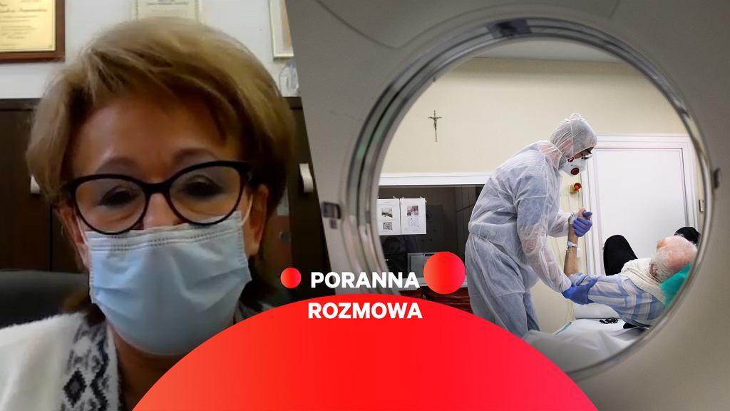 Dr Grażyna Cholewińska-Szymańska