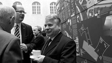 Paweł Adamowicz nie żyje. Bogdan Borusewicz wspomina przyjaciela