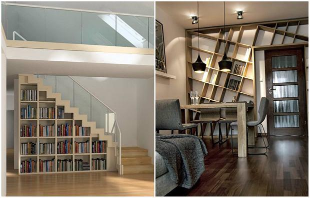 Półki Budowa Projektowanie I Remont Domu Zakładanie
