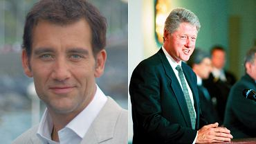 Clive Owen/Bill Clinton