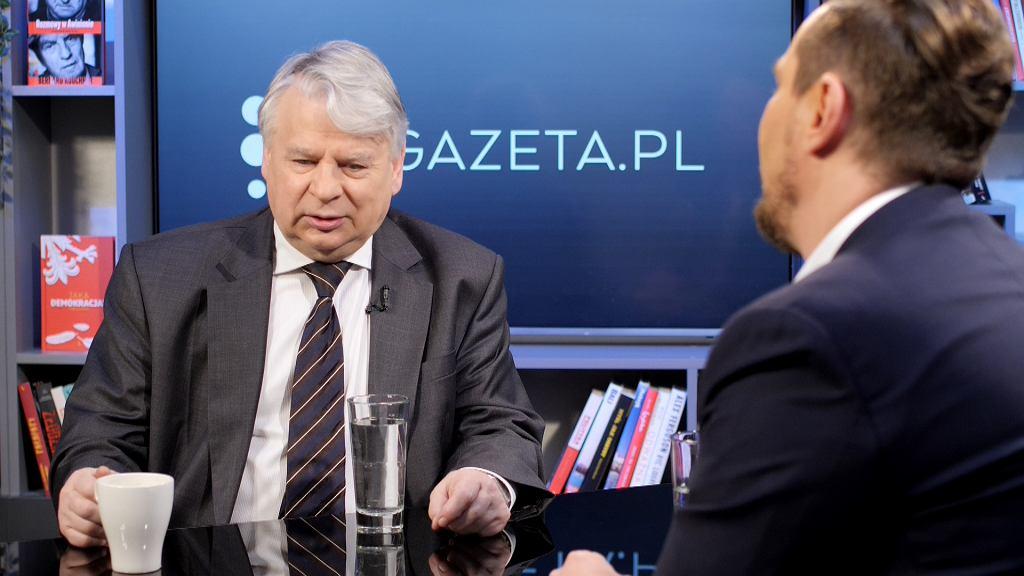 Bogdan Borusiewicz w poranku Gazeta.pl, 17 stycznia 2018 r.