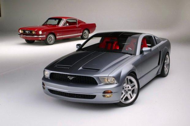 Mustang| Historia modelu