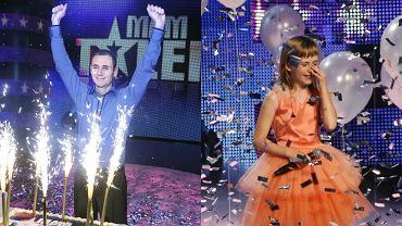 Zwycięzcy 'Mam talent!', Marcin Wyrostek i Magda Welc