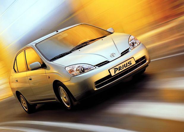 Toyota Prius I generacji