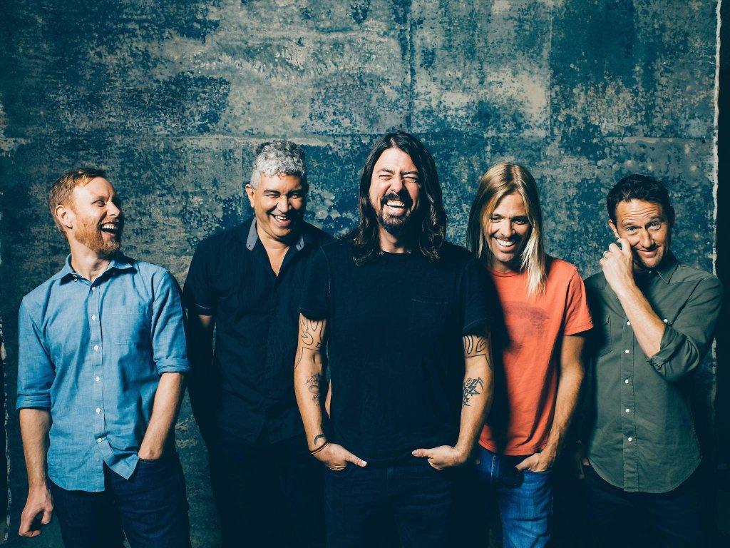 Foo Fighters, 2015