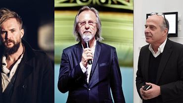 Tomasz Organek, Jan AP Kaczmarek, Jan Pospieszalski
