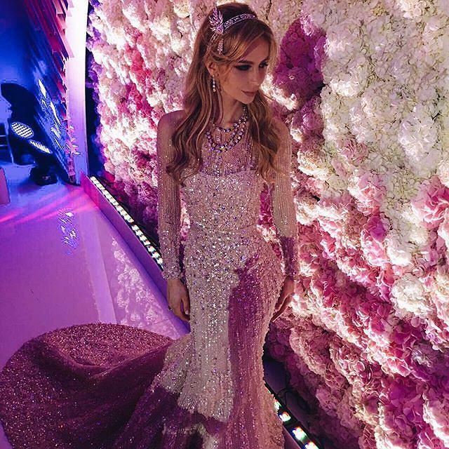 Zdjęcie numer 2 w galerii - Syn miliardera wziął ślub. Wśród gości znalazł się nawet prezydent