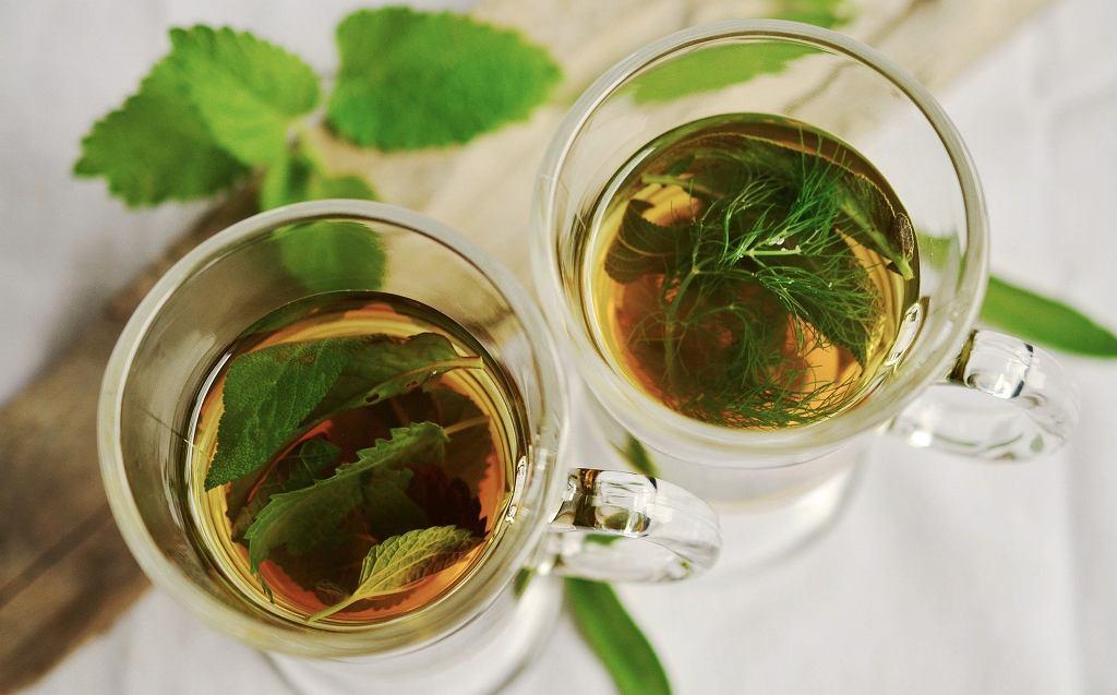 zielona herbata - właściwości