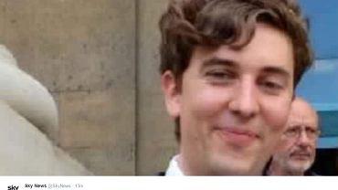 Pierwsza zidentyfikowana ofiara wczorajszych zamachów - Valentin Ribet