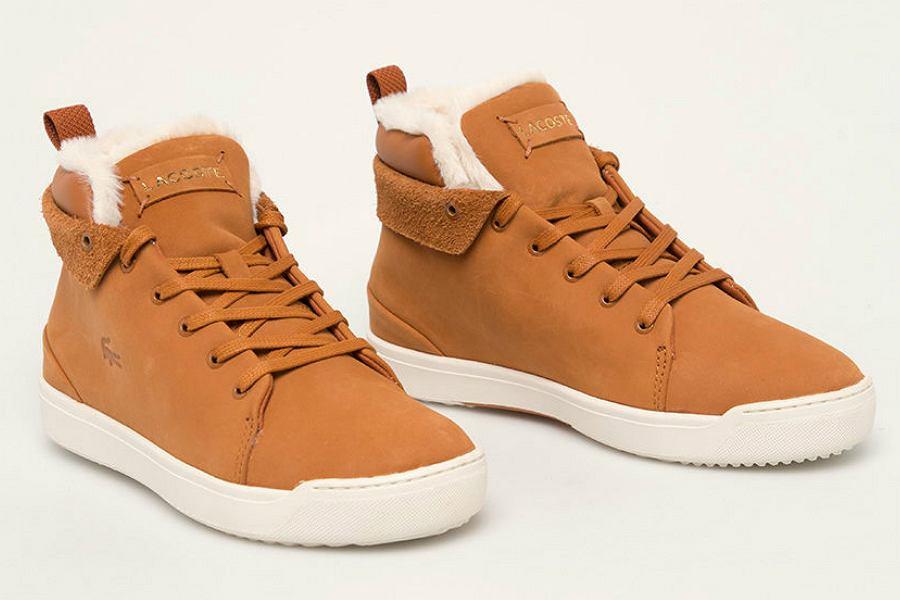 lacoste buty damskie